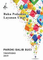 Buku Pedoman Layanan Umat dalam bentuk e-book